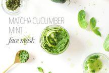 Matcha Skin Care