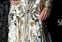 Bedleh / Extravagant yet beautiful dresses