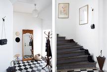 Hallways / Lobbys / Hallway and lobby inspiration by Eklund Stockholm New York