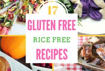 Healthy Recipes: Roundups / Looking for delicious healthy recipes in one place? These recipe roundups feature healthy recipes that are also often gluten free, vegan, paleo or allergy friendly.