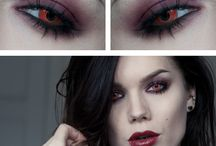 Make up hallowen