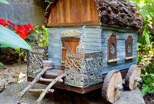 inspiring garden art