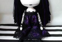 Gotic dolls