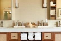 House 1- master bathroom