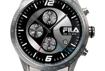 Fila Watches / Δείτε όλα τα νέα ρολόγια FILA εδώ
