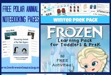 Winter Recipes, Tips, Activities and Crafts / A board all about things to do and eat in Winter