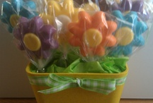 Party: Gift Bouquet or Pack / DIY and ideas/inspiration to make: - candies - flowers -soap - cookies, sweets - gardening - etc
