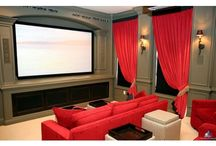 House Ideas- Theatre Room
