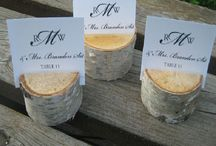 Rustic Wedding Ideas / by Taste Of The Best Catering