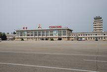 aéroport pyongyang
