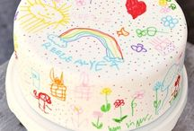 Cake inspirations / Al cakes in this pin are great ideas that I am inspired by.