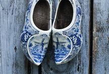 delfts blauw, royal delft. blauw en blue in het algemeen. / blauw. royal delft. blue. porcelain