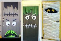 Halloween ideas  / by Serafina Baldassarre-Burton