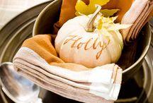 Thanksgiving entertaining / by Joslyn D Stella & Dot Independent Stylist