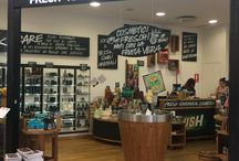 Lush / Lush shops
