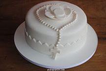 1 comunhão bolo