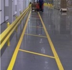 Industrial Floor Marking Ideas / Industrial facilities such as factories and warehouses benefit from marking their concrete floors, because it increases safety and organization. This board is a collection of ideas about how floor marking tapes, floor markers, floor signs, and line striping paints are used for industrial facilities.