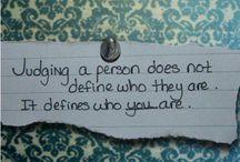 Quotes / by Tonya Tieman