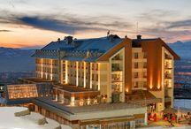 Sway Hotels Erzurum / Erzurum'da eğlence dolu bir tatil! Beyazın nefes kesen güzelliği ile kış sporlarının merkezi olan Sway Hotels, sizleri rüya gibi bir tatile davet ediyor. :)