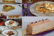 entrantes y aperitivos / by Maryit Jimenez