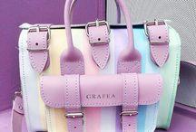 LUNA SMALL RAINBOW Bag