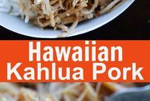 Hawiian Dinner