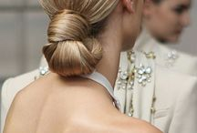C'est Magnifique Chignon  / by Ashley Readings