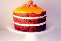 Tarta Carrot Cake / Podéis seguidme en Mariablablabla en Facebook