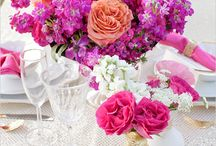 wedding color fucsia