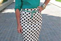 Patterns of PureFashion: Polka Dots / by Pure Fashion DC
