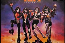 KISS Music - Vinyl LP Records