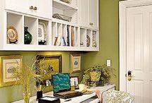 Kitchen Ideas with office