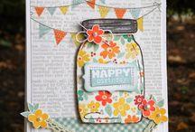 SU - Stamp - Jar of Love