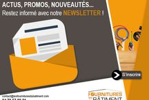 Les Fournitures du Bâtiment / #lesfournituresdubatiment #LFDB #LFDBatiment #engagements #newsletter