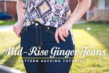 Do I Dare Sew Jeans? / by Nic Greene