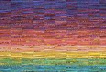 String quilts / by Kim Hazlett