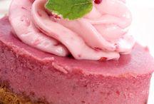 Raw & vegan, gluten & dairy free desserts