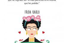 frases de Frida kalo