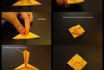 origami / by kimmy Cain