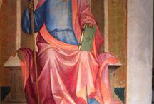 Il Gotico Internazionale a Firenze (circa 1360-1430) / Lorenzo Monaco, Ghiberti, Masolino, Gentile da Fabriano, il maestro della Predella Sherman e molti altri.