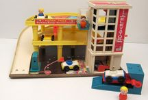 1980s toys from my childhood! / by Beth Rowles