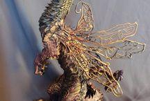 L'art et les dragons