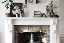 Fireplaces  | Love to Home / There's nothing that quite beats watching the flickering flames in a beautiful fireplace. So, whether you're renovating yours, installing something new or just fancy curling up beside the hearth tonight, here are some ideas to get you started...