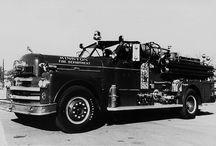 Пожарные машины (Fire Engines) / Пожарные машины (American La France) и другие