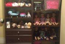 American Girl Doll Storage / American girl doll storage solutions.