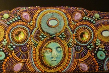Bead Embroidery / nice embroidery