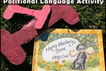 positional language activitiea