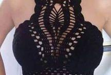 Бюст. Платье
