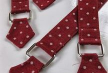 Straps for bags