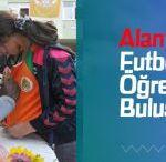 Alanyaspor'lu Futbolcular Öğrencilerle Buluştu
